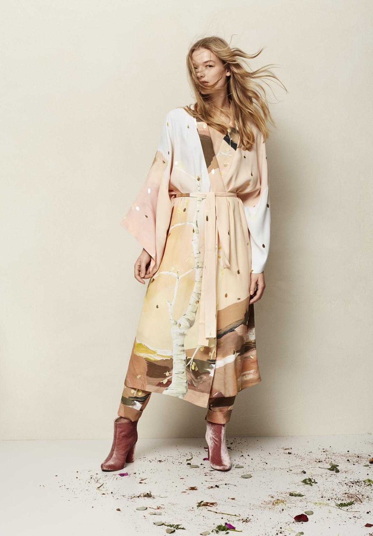 Molly Kyhl stine goya aw17 campaign
